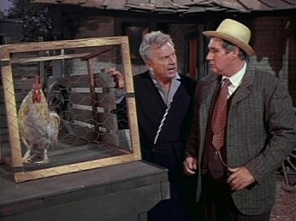 Eddie Albert in Green Acres